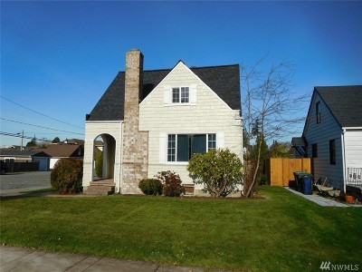 Sedro Woolley Single Family Home Sold: 400 Jameson St