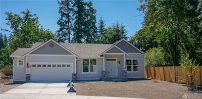 Spanaway Single Family Home For Sale: 20125 61st Av Ct E