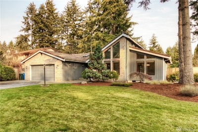 Puyallup Single Family Home For Sale: 16519 90th Ave E