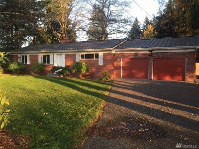 Port Orchard Single Family Home For Sale: 2021 Sidney Ave