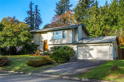 Snohomish County Single Family Home For Sale: 4431 154th Place SW