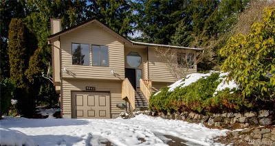 Bremerton Single Family Home For Sale: 5843 NE Olive Ave NE