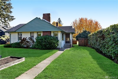 Burien Single Family Home For Sale: 1259 SW 150th St