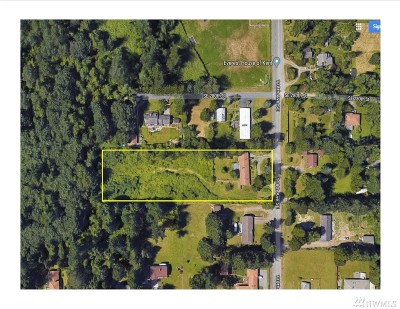 Auburn Residential Lots & Land For Sale: 28021 118th Ave SE