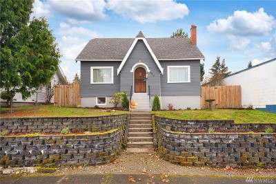 Tacoma Single Family Home For Sale: 620 S 34th St