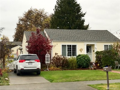 Puyallup Single Family Home For Sale: 430 13th St SW