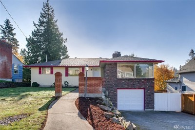 King County Single Family Home For Sale: 922 E Temperance St