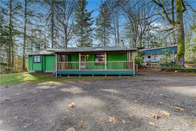 Maple Valley Single Family Home For Sale: 16605 230th Ave SE