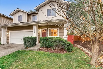 Lynnwood Single Family Home For Sale: 1302 142nd St SW