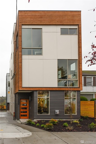 Seattle Single Family Home For Sale: 3239 NW Market St