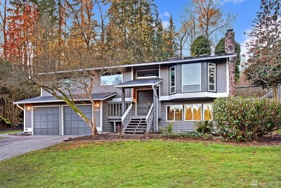 Snohomish Single Family Home For Sale: 19210 Yew Wy
