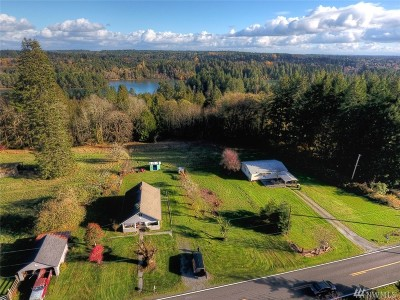 Olympia Single Family Home For Sale: 4932 Sleater Kinney Rd NE