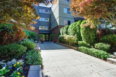 Seattle Condo/Townhouse For Sale: 275 W Roy St #419