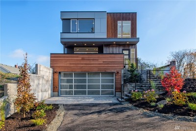 Seattle Single Family Home For Sale: 7311 7th Ave SW