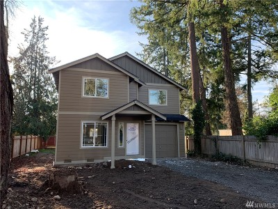 Tacoma Single Family Home For Sale: 302 117th St S
