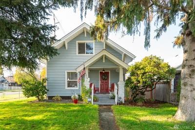 Tacoma Single Family Home For Sale: 3918 S Thompson Ave