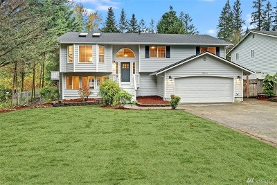 Single Family Home For Sale: 15621 185th Ave NE