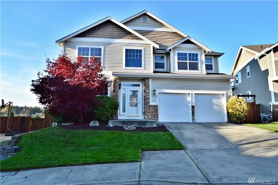 Puyallup Single Family Home For Sale: 731 24th Ave SW
