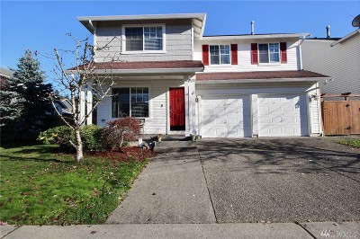 Maple Valley Single Family Home For Sale: 27630 238th Place SE