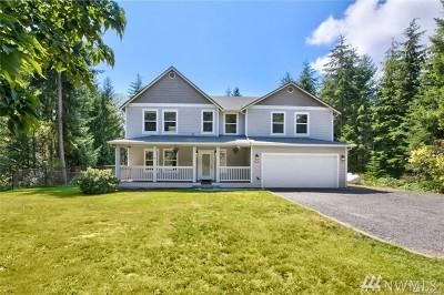Kingston Single Family Home Pending: 10565 NE Cummings Ct