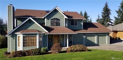 Lake Tapps Single Family Home For Sale: 16406 44th St Ct E
