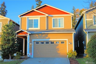 Puyallup Single Family Home For Sale: 7219 176th St Ct E