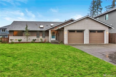 Snohomish Single Family Home Contingent: 13724 48th Dr SE