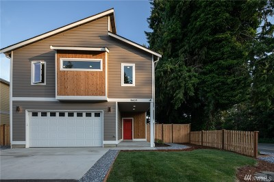 Burien Single Family Home For Sale: 16624 1st Ave S