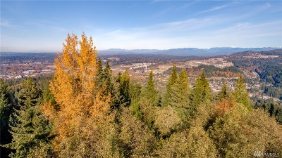 King County Residential Lots & Land For Sale: 2400 Squak Mountain Lp SW