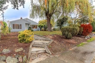 Tacoma Single Family Home For Sale: 809 E 57th St