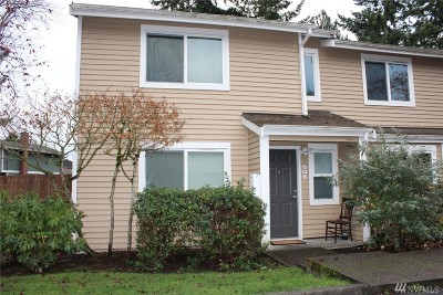 King County Condo/Townhouse For Sale: 1221 S 238th Lane #606