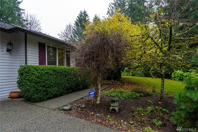 Issaquah Single Family Home For Sale: 25927 SE 164th St