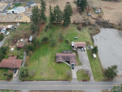 Puyallup Single Family Home For Sale: 5516 144th St E