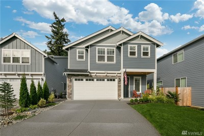 Marysville Single Family Home For Sale: 5813 82nd Place NE