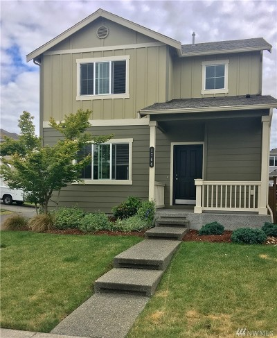 Spanaway Rental For Rent: 1764 180th St Ct E