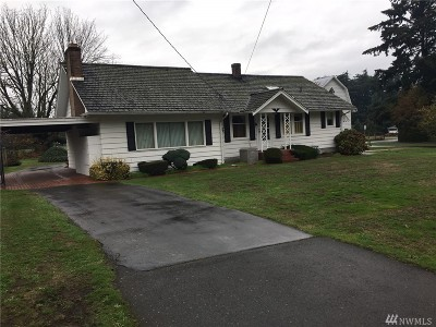 Lynden Single Family Home Sold: 7489 Hannegan Rd