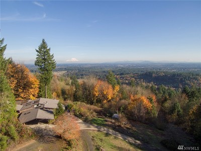 Olympia Single Family Home For Sale: 9025 Waddell Creek Rd SW