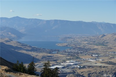 Chelan, Chelan Falls, Entiat, Manson, Brewster, Bridgeport, Orondo Residential Lots & Land For Sale: 329 Mountain Spring Rd