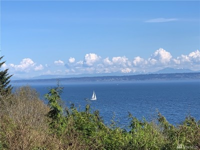 Bainbridge Island Single Family Home For Sale: 14940 Sunrise Dr NE