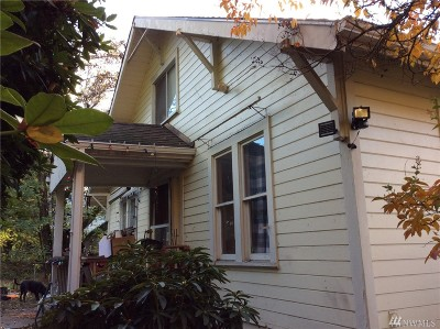 Seattle Single Family Home For Sale: 14301 30th Ave NE