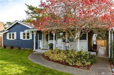 Oak Harbor Single Family Home Sold: 1970 Island View Rd