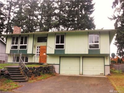 Tacoma Single Family Home For Sale: 6657 E Roosevelt Ave