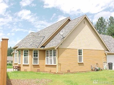 Snohomish County Single Family Home For Sale: 205 May Creek Rd