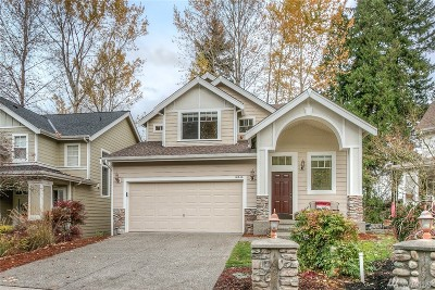 Woodinville Single Family Home For Sale: 16940 128th Place NE