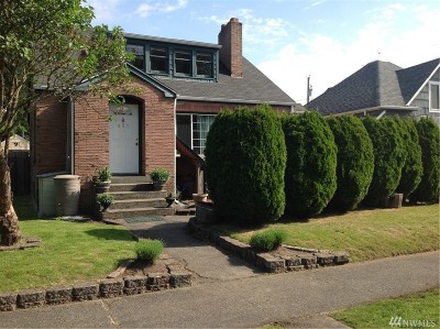 Puyallup Multi Family Home For Sale: 307 7th Ave NW