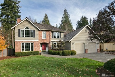 Sammamish Single Family Home For Sale: 23236 NE 21st Place