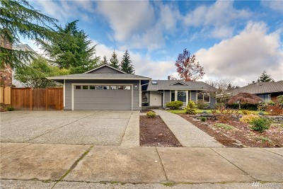 Issaquah Single Family Home For Sale: 19236 SE 47th St