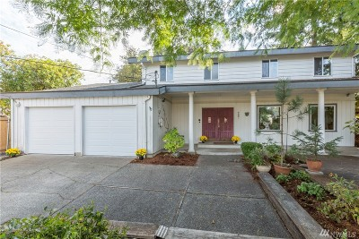 Burien Single Family Home For Sale: 229 S 168th St