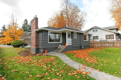 Tacoma Single Family Home For Sale: 4302 N 34th St