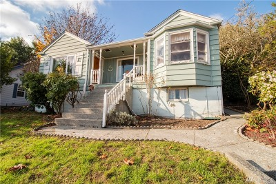 Bremerton Single Family Home For Sale: 303 S Summit Ave